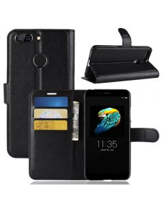 Lenovo S5 Phone Case Wallet Flip Cover Folio Leather Case Stand Display Card Pocket