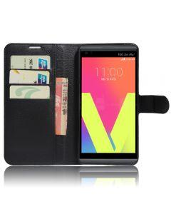 LG V20 H918 LS997 VS995 H990N Phone Case Wallet Flip Cover Leather Stand Display Card Pocket