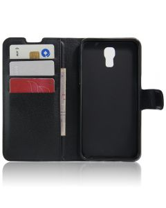 LG X screen K500N Phone Case Wallet Flip Cover Leather Stand Display Card Pocket