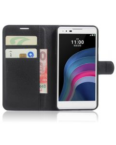 LG X Skin LG X style Phone Case Wallet Flip Cover Leather Stand Display Card Pocket