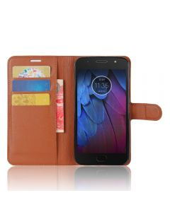 MOTO G5S PLUS Phone Case Wallet Flip Cover Leather Stand Display Card Pocket