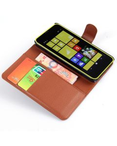 Nokia 630 Phone Case Wallet Flip Cover Leather Stand Display Card Pocket