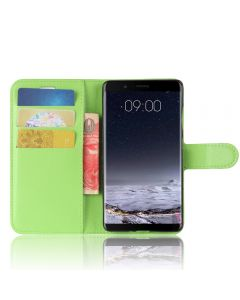 Nokia 9 Phone Case Wallet Flip Cover Leather Stand Display Card Pocket