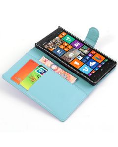 Nokia Lumia 930 Phone Case Wallet Flip Cover Leather Stand Display Card Pocket
