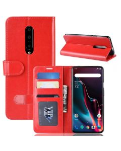 OnePlus 7 Pro Flip Folio Leather Wallet Case with ID and Credit Card Pockets