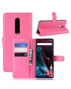 OnePlus 7 Pro Phone Case Wallet Flip Cover Folio Leather Case Stand Display Card Pocket