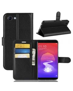 OPPO realme-1 /OPPO F7 Youth A73S Phone Case Wallet Flip Cover Folio Leather Case Stand Display Card Pocket