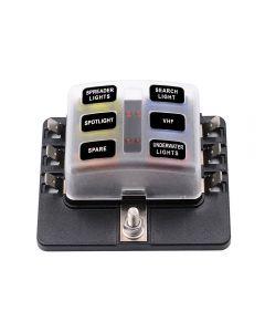Phoenix Contact terminal Fuse block Fuse box with led indicator