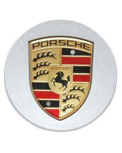 Porsche 911 Cayman Cayenne Emblem Logo Wheel Center Caps