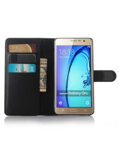 Samsung On7 Galaxy On7/G600/ on7 pro Phone Case Wallet Flip Cover Leather Stand Display Card Pocket