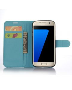 Samsung S7/G930F Galaxy S7 Phone Case Wallet Flip Cover Leather Stand Display Card Pocket