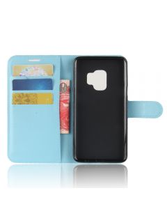 Samsung Ultra Slim Wallet Flip Cover Leather Phone Case Kickstand Card Pocket Galaxy S9