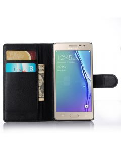 Samsung Z3 Samsung Z3/Z300H Phone Case Wallet Flip Cover Leather Stand Display Card Pocket