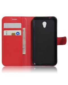 Vodafone Smart prime 7 VF600/style 7 Phone Case Wallet Flip Cover Leather Stand Display Card Pocket