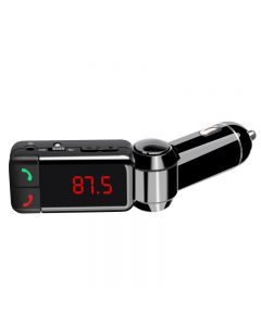 In-car FM Transmitter and car charger support Bluetooth & SD & U disk BC-06