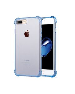 TTLET Clear iPhone 78 Plus soft TPU case with Drop Protection corners