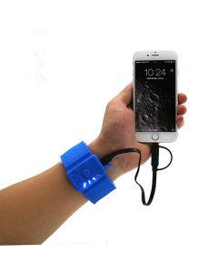 TTLET Wrap Around Water Resistant 3000 Mah Powerbank Bracelet