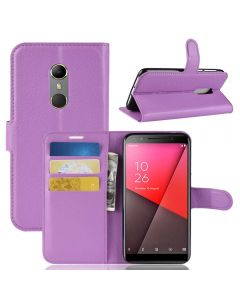 Vodafone Smart N9 Phone Case Wallet Flip Cover Folio Leather Case Stand Display Card Pocket