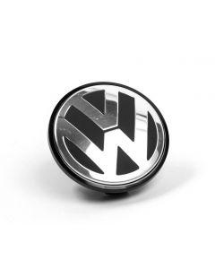 Volkswagen Vw Golf Fox Alloy Wheel Center Caps Hubcap Badge Emblem