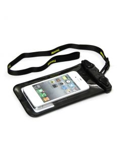 Sand Waterproof Underwater Case Cover Bag Dry Pouch For Mobile Phone iPhone 5.5""