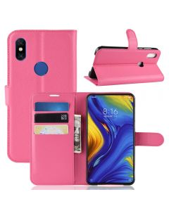 Xiaomi Mix 3 Phone Case Wallet Flip Cover Folio Leather Case Stand Display Card Pocket