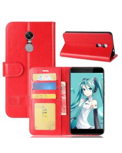 Xiaomi Redmi Note 4X Flip Folio Leather Wallet Case with ID and Credit Card Pockets