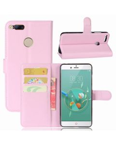 ZTE nubia Z17 Mini Phone Case Wallet Flip Cover Folio Leather Case Stand Display Card Pocket