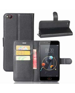 ZTE nubia ZTE nubia N2 Phone Case Wallet Flip Cover Folio Leather Case Stand Display Card Pocket