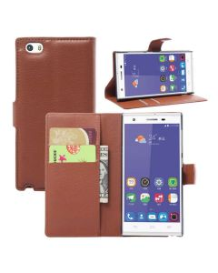 ZTE Star 2 Phone Case Wallet Flip Cover Folio Leather Case Stand Display Card Pocket