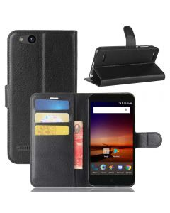 ZTE Tempo X N9137 Phone Case Wallet Flip Cover Folio Leather Case Stand Display Card Pocket