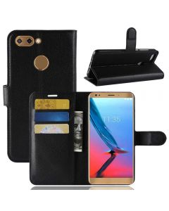 ZTE V9 Phone Case Wallet Flip Cover Folio Leather Case Stand Display Card Pocket